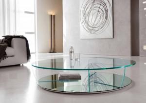 tampo de mesa de vidro
