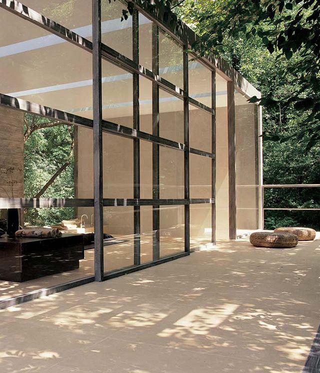 Porta de vidro temperado total