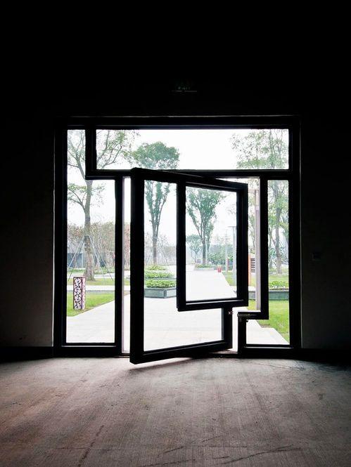 Porta de vidro temperado modelo 4