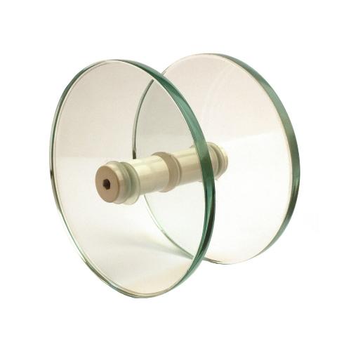 puxador para portas de vidro