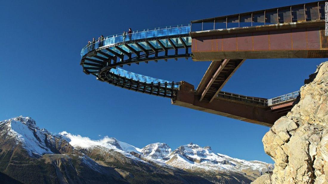 ponte de vidro skywalk