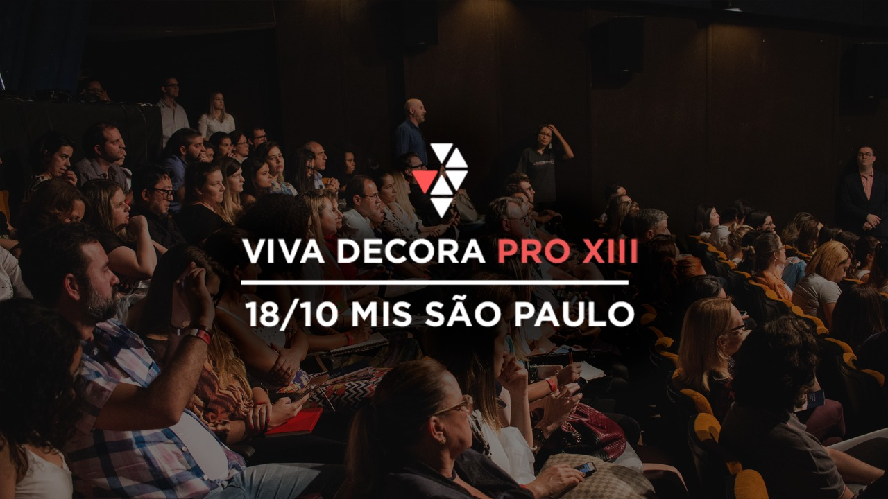 Viva Decora Pro e PS do Vidro - Outubro 2017