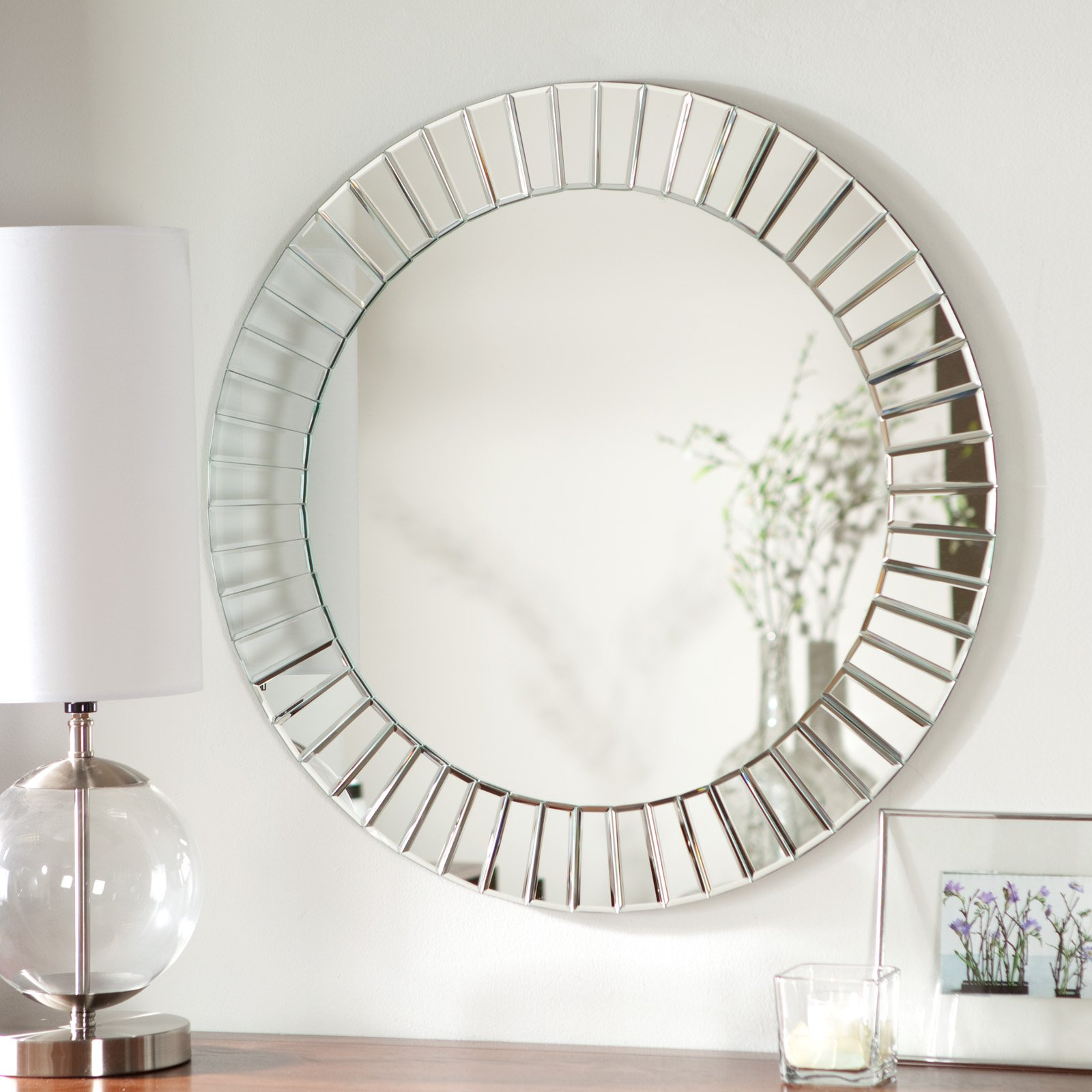 espelho bisotado - -tipos de espelhos