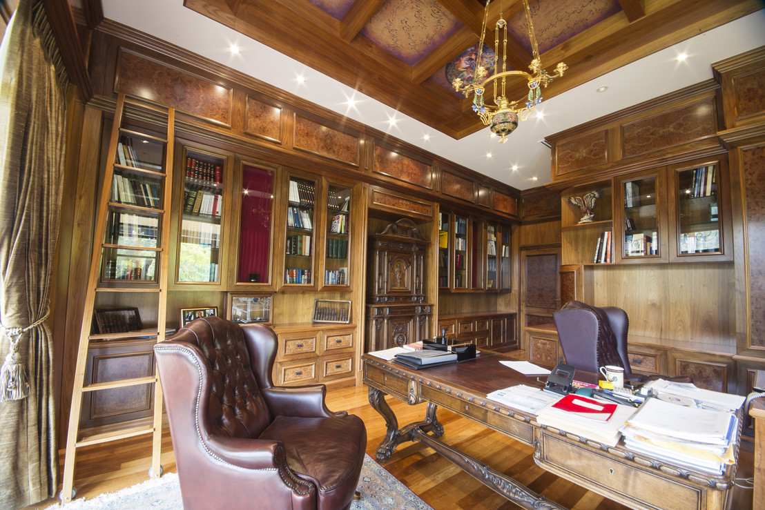 escritórios clássicos