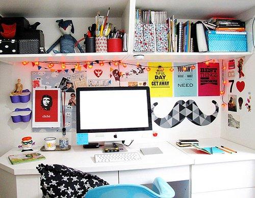 escritório organização