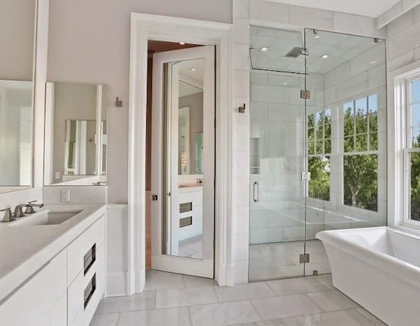 Tipos De Box De Banheiro Para Sua Decora 231 227 O Ps Do Vidro