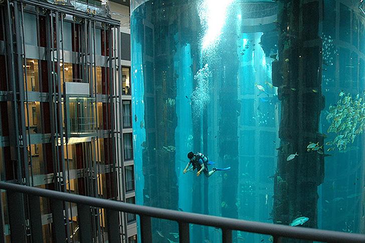 Aquário AquaDom