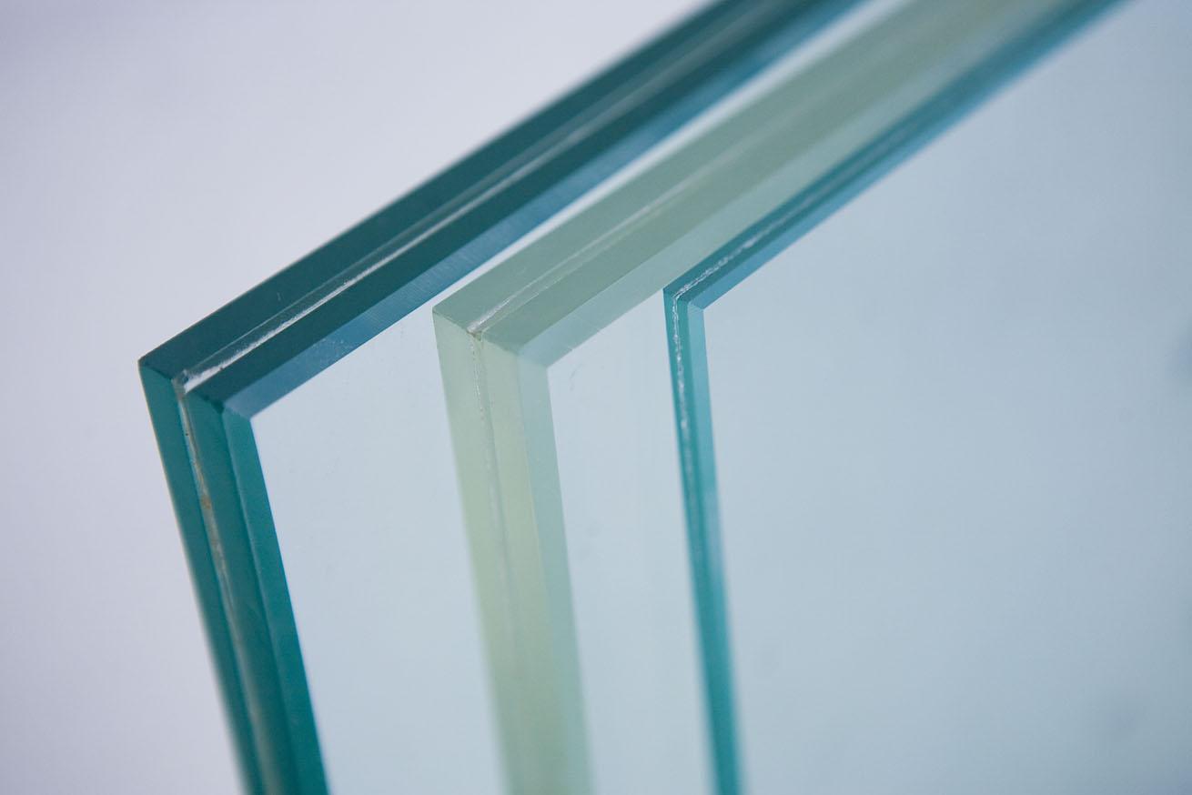 vidro com laminação