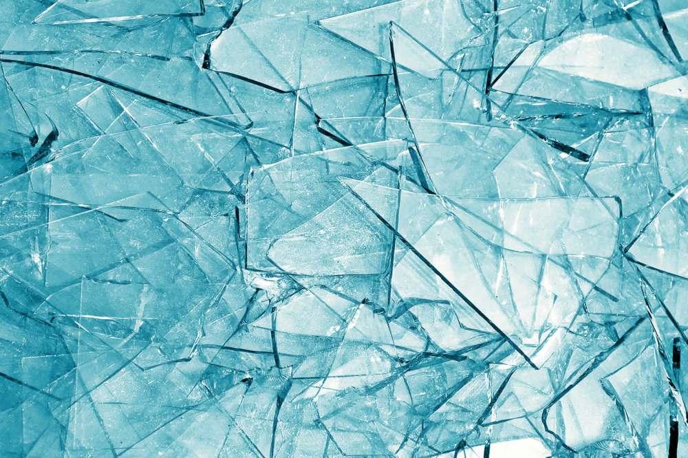 como é feito o vidro