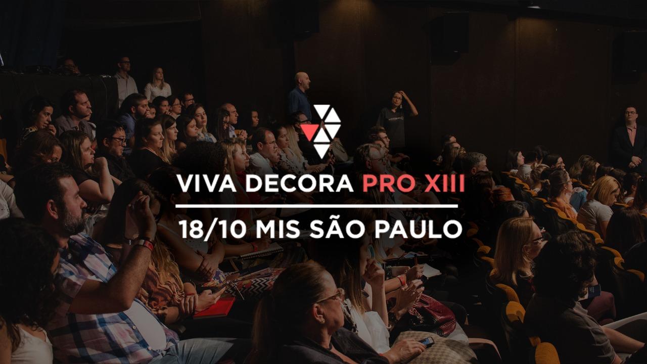Viva Decora Pro e PS do Vidro - Outubro 2017